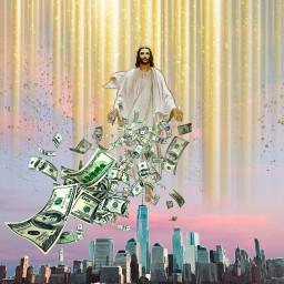 freetoedit деньги город бог иисус