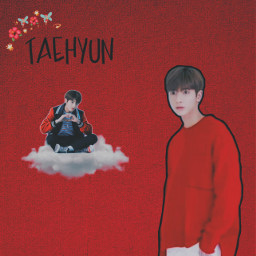freetoedit taehyun_txt cute_boy txt bighit