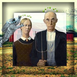 alien outerspace astronaut farmers 3deffect freetoedit srcalienroyalty