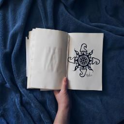 freetoedit hand book sketchbook drawing