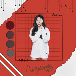 freetoedit nayeon twice happynayeonday jyp