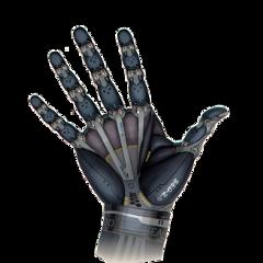 cyborg hand robot technology freetoedit