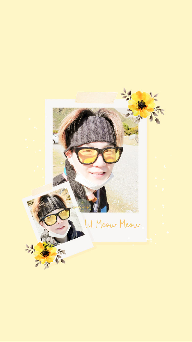 Lil Meow Meow attacking with his cuteness 😭💛💛💛  ~~~~ Hello guys!! 😄 Sorry for not posting any edit yesterday, I was in the hospital because I had a super high fever 😅 But now, I feel better 😄💛 ~~~~  🌙🌸 Have a nice day/night my loves 🌸🌙 . . . . . . . #kpopedit #kpop #suga #yoongi #yoongie #minyoongi #sugabts #bangtanboys #bangtan #bts #btsedit