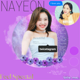 freetoedit nayeon twice happybirthday happynayeonday