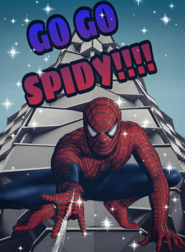 #freetoedit #spiderman
