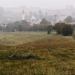 freetoedit autumn september fog landscape