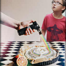 freetoedit food kid cheff sweets ircmeringuepie