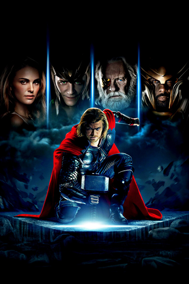 Thor Movie Poster No Text HDR #Thor #Thormovie #Poster #Notext #chrishemsworth #Janefoster #Odin #Odinson #Loki #tomhiddleston #Marvel #MarvelStudios #HDR #Marvelcomics #mjolnir  #freetoedit