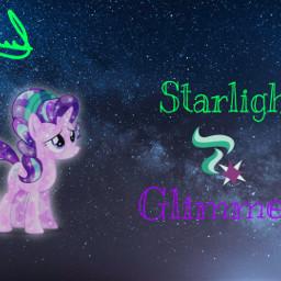 freetoedit mylittlepony starlightglimmer