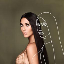 freetoedit kimk kimkardashian
