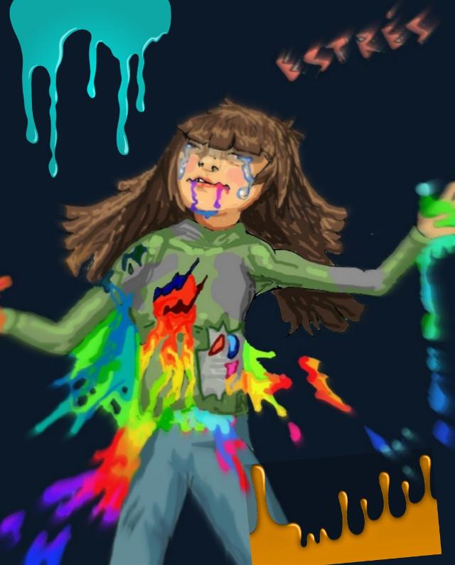 #freetoedit #aesthetic #error #paint #blood #ink #aestheticblood #gore #ventartwork #vent #ventart