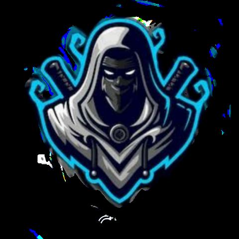 Gambar Logo Kepala Arctic Blue Ff Gambar Headshot Ff Png Gambar Ff