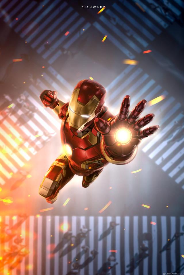 I love you 3 thousand       #ironman#3k#redmetal#red#metalsuit#flying#avengers#heroes#superhero#iloveyou#iron#freetoedit#siwap
