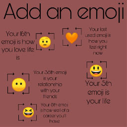 freetoedit emoji emojis😛 emojilove emojilife