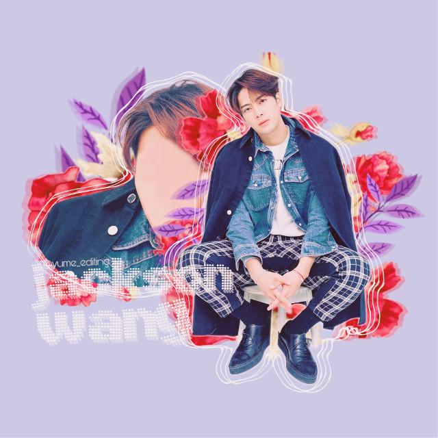 #jackson #jacsonwang #kpop #got7 #got7jackson  #freetoedit