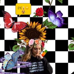 fr été fleur freetoedit