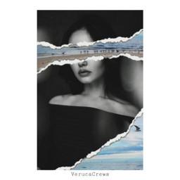 freetoedit photoedit papercut paperrip portrait