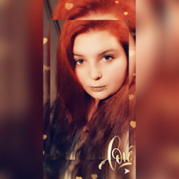 redhairgirl colorfulhair