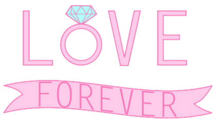 love ring loveforever ribbon cute freetoedit