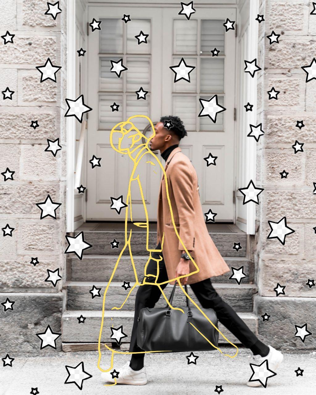 #freetoedit #star #sketch