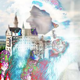 elizabeth regina crown corona castel