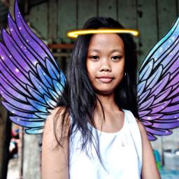 freetoedit angelcrown