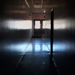 hallway door exit lightattheendofthetunnel contrast freetoedit