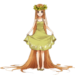 freetoedit aceituna green girl cute scolives