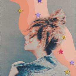 noiseeffect aestheticedit aesthetic stars vintaye freetoedit