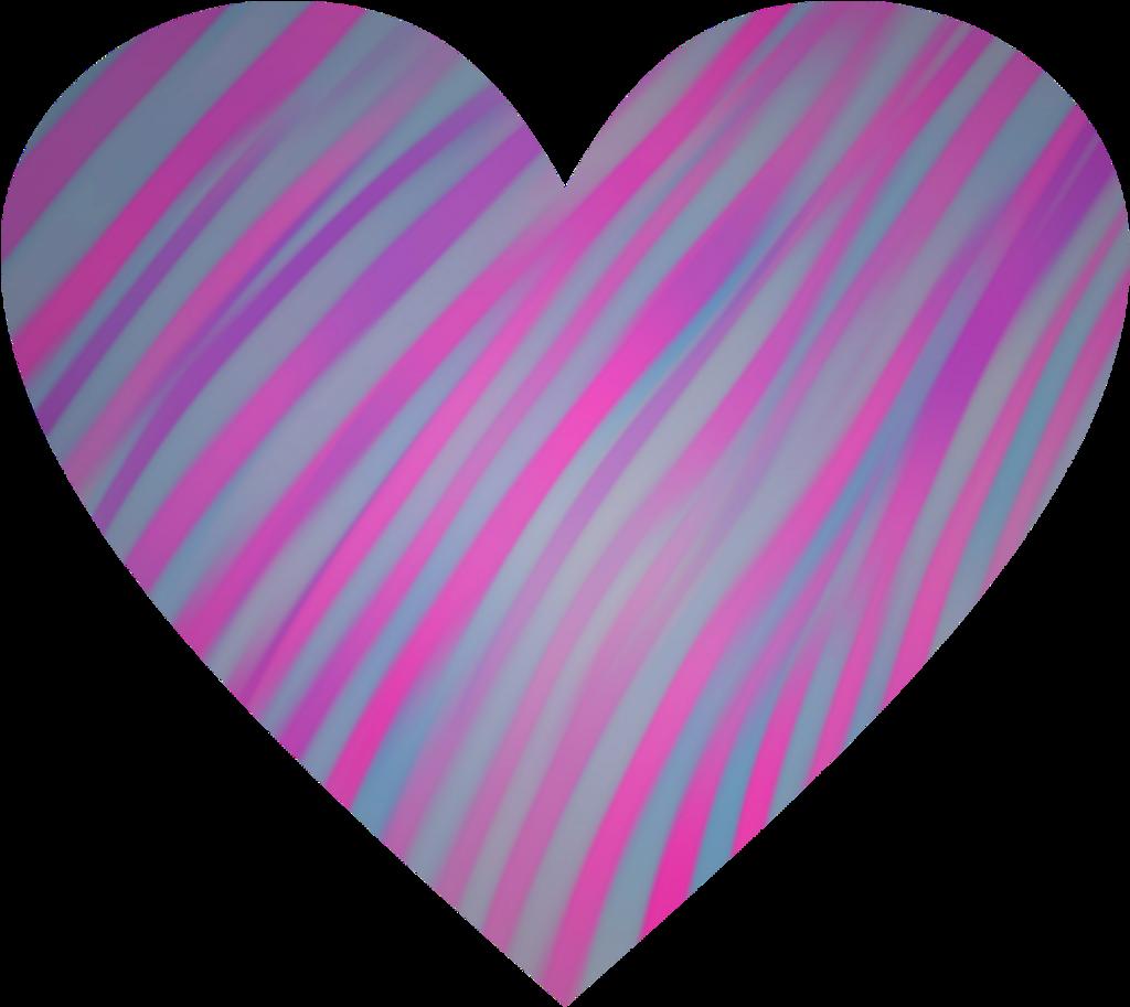 #freetoedit #heart #pinkandblue