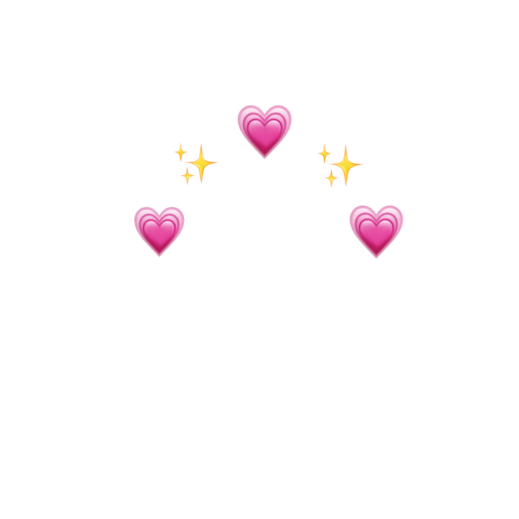 #freetoedit #emojiiphone #crown #emojicrown #heartcrown #hearts