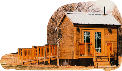 freetoedit cabin house brown