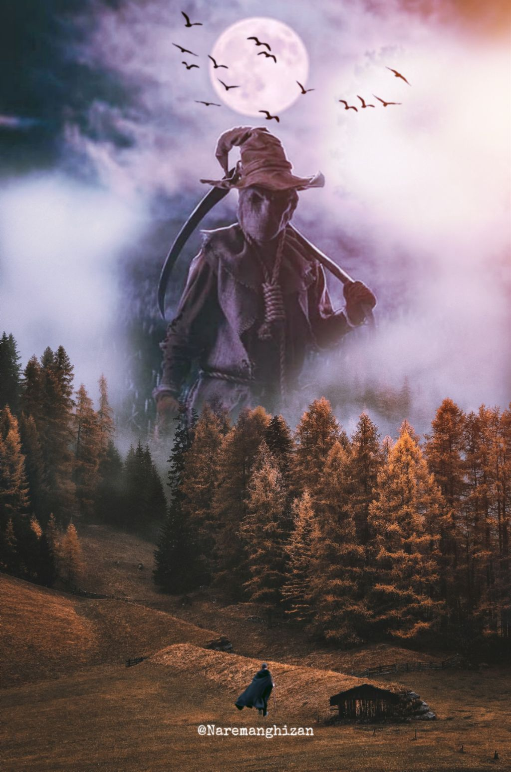 #freetoedit #halloween #picsArt #picture #sky #2019 @picsart