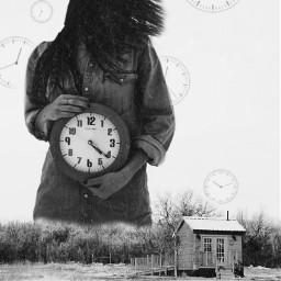 freetoedit mistery clocks surreal irccabin