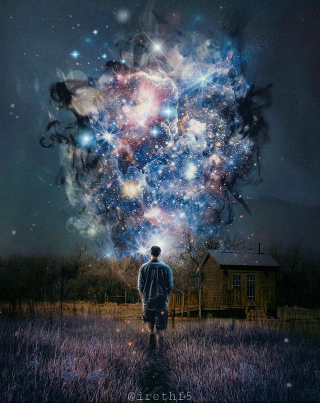 Vote 👉 https://picsart.com/i/308379126020201?challenge_id=5d9dc0debd3ace0704bc0e04  #freetoedit Magic galaxy  #galaxy #magic #night #madewithpicsart #art @irethf5  #irccabin
