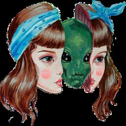 alien freetoedit scaliens aliens