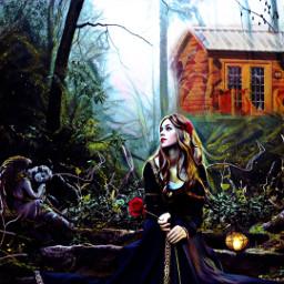 irccabin cabin lifeisgood life womanportrait