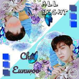 kpop kpopedits astro eunwoo chaeunwoo