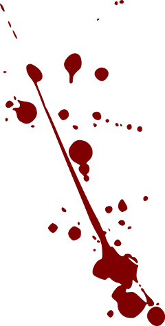 blood splatter splash red dark freetoedit
