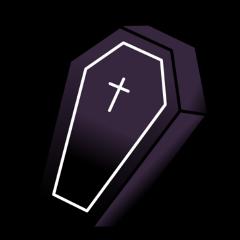 halloween scary vampire coffin freetoedit ftestickers