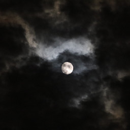 freetoedit nightphotography clouds moon canonphotography