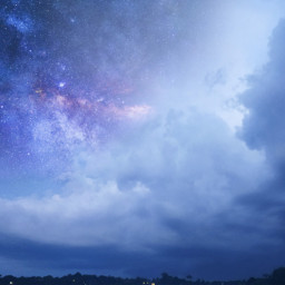 freetoedit galaxy galaxia nuvem ceuazul🌈💘