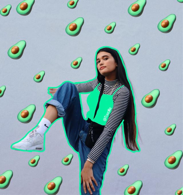 🥑Avocado Edition #freetoedit #tumblr #picsart #abacate #fotoedit #creative #papicks  #🥑 @picsart