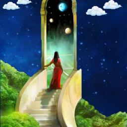 freetoedit fantasyart alternateuniverse surreal surreality srcclouds