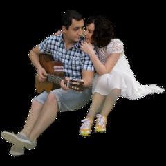 couple playing sitting ihnlove love freetoedit