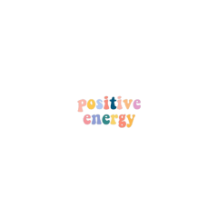 text colorful energy positive soft freetoedit