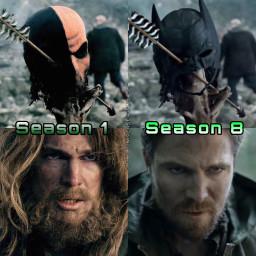 arrow arrowcw arrowseason1 arrowseason8 oliverqueen dccomics
