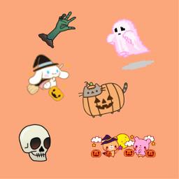 freetoedit spooky season haloween candy