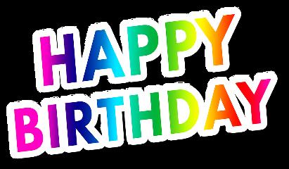 birthday happy happybirthday сдр сднемрождения freetoedit