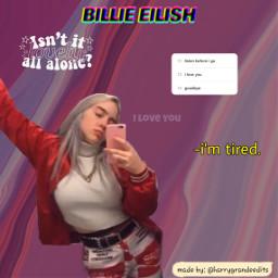 freetoedit aesthetic billieilish